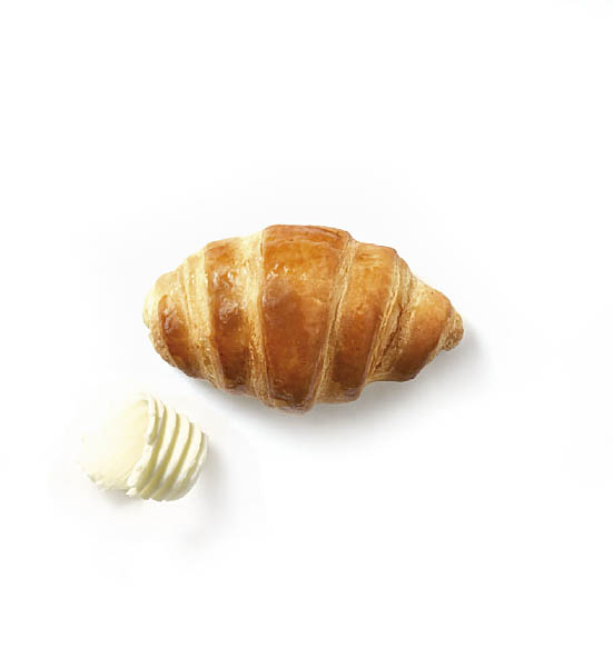 Croissant Recto Mantequilla 25 g